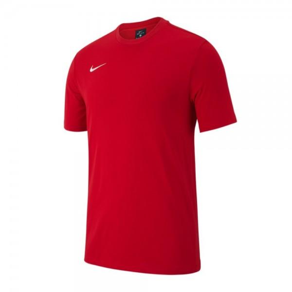 Nike Club19 Tee T-Shirt Herren rot AJ1504-657