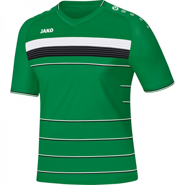 Jako Trikot Champ KA Herren sportgrün/weiß/schwarz