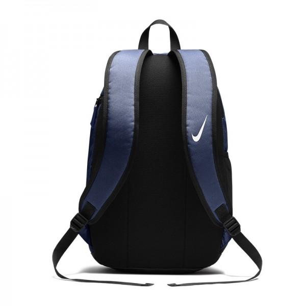 5bd59d396d007 Nike Academy Team Backpack Rucksack Tasche Sport dunkelblau   schwarz BA5501 -410