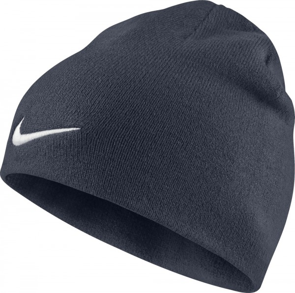 Nike Team Performance Beanie Strickmütze Mütze dunkelblau 646406-451