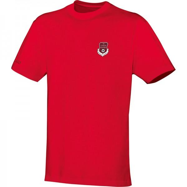 SV Union Booßen - Jako T-Shirt Team Kinder rot 6133-01