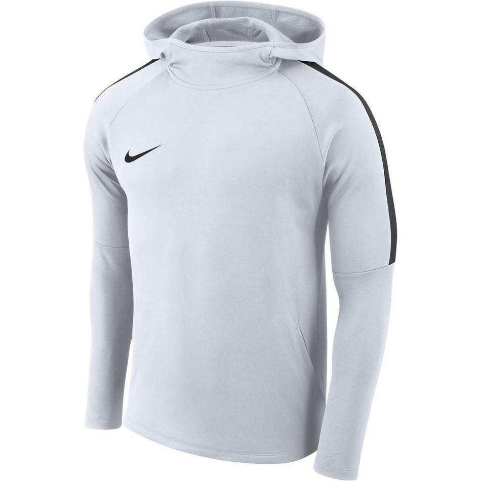 Nike Academy 18 Hoody Herren Kapuzenpullover weiß AH9608 100