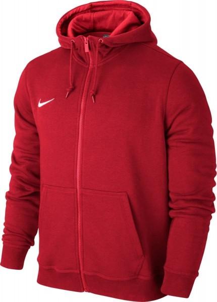 the best attitude 794df a599a Nike Team Club Full Zip Hoody Herren Kapuzenjacke rot 658497-657