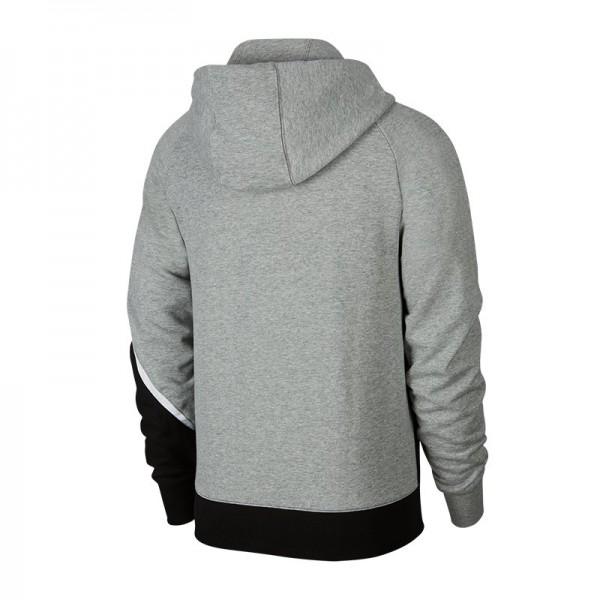 Détails sur Nike Full Zip Hoodie Hoody Hommes Capuche Veste Sweatjacke grisblanc ar3084 063 afficher le titre d'origine