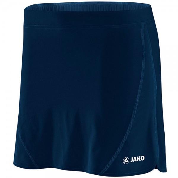 designer fashion dcf3d b0b67 Details zu Jako Rock Comfort Damen Fitness Jogging Tennisrock mit Innenslip  marine