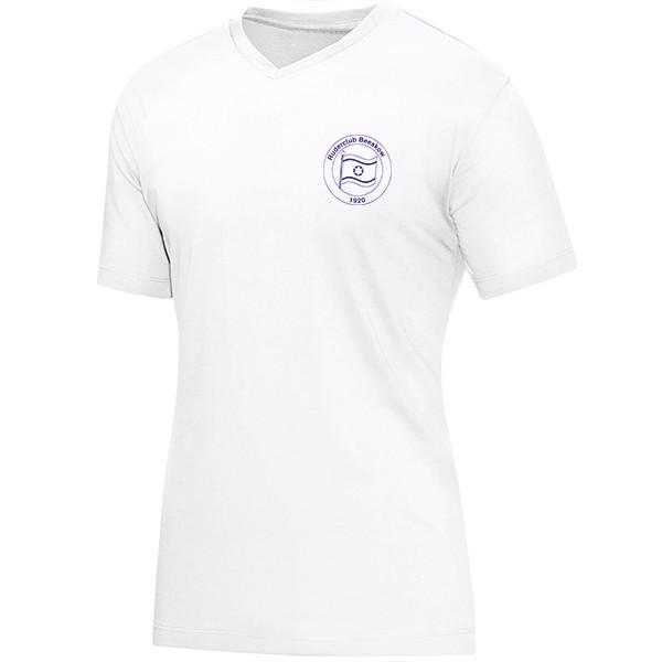 new arrivals b65e3 c62da Ruderclub Beeskow 1920 - Jako T-Shirt V-Neck Herren weiß 6113-00