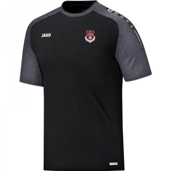 SV Union Booßen - Jako T-Shirt Champ Herren schwarz/anthrazit 6117-21