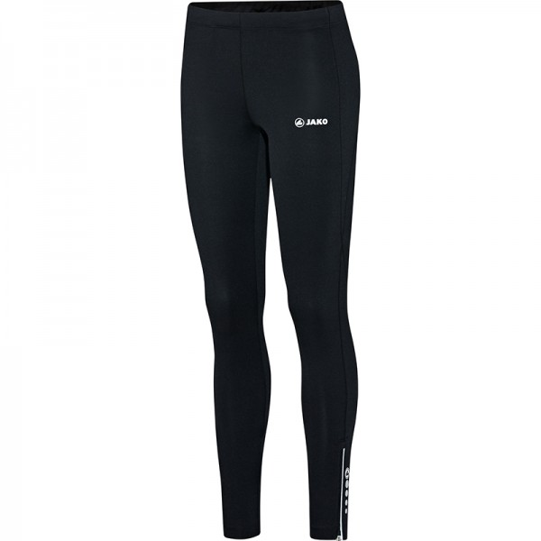 Jako Winter Tight Run Damen schwarz