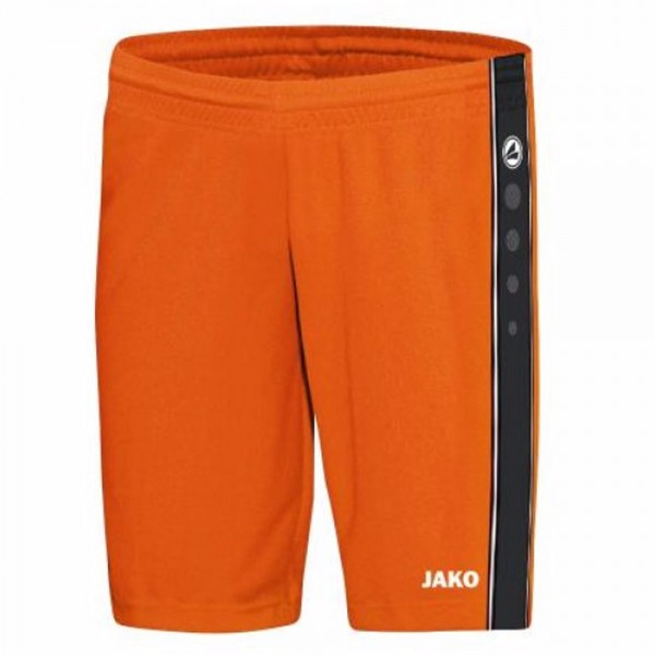 Jako Short Center Herren neonorange/schwarz 4401-19