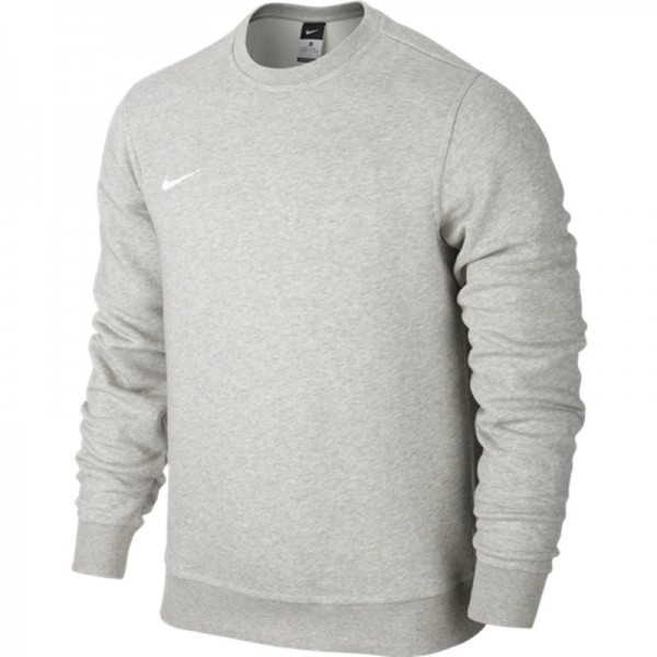 Nike Team Club Crew Herren Sweatshirt grau 658681-050