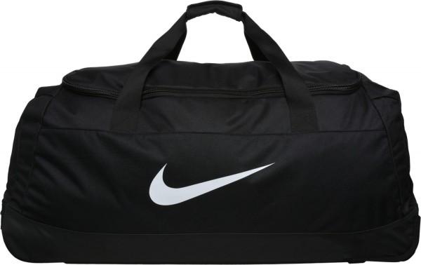 Nike Club Team Swoosh Roller Bag Sporttasche 120 Liter schwarz BA5199-010