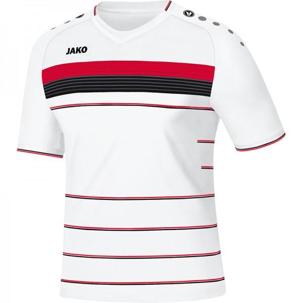 Jako Trikot Champ KA Herren weiß/rot/schwarz 4203-00