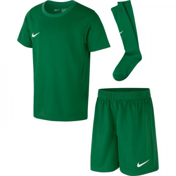 Nike Park Little Kids Kinder Trikot Set grün AH5487-302
