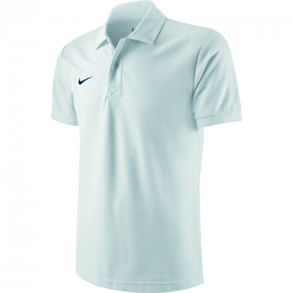 Nike Team Sports TS Core Herren Polo weiß 454800-100