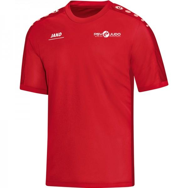Psv Judo Ffo Jako T Shirt Striker Kinder Rot 6116 01 Poloshirts