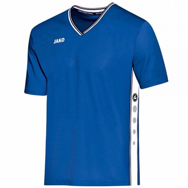 Jako Shooting Shirt Center Herren royal/weiß 4201-04