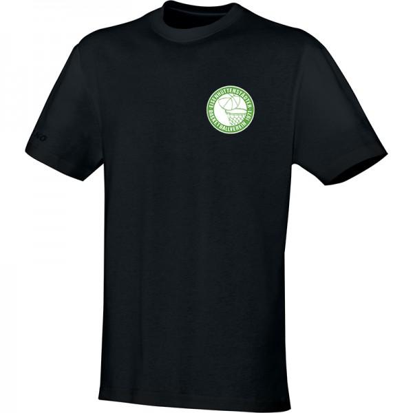EBV 1971 - Jako T-Shirt Team Kinder schwarz 6133-08