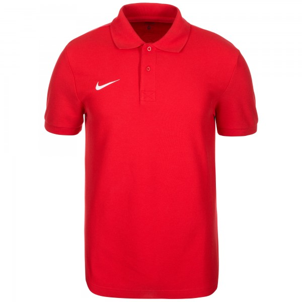 Nike Team Sports TS Core Herren Polo rot 454800-657