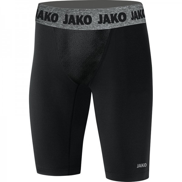 SV Union Booßen - Jako Short Tight Compression 2.0 Herren schwarz 8551-08