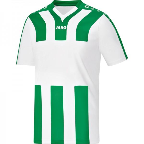 Jako Trikot Santos KA Herren weiß/sportgrün 4202-60