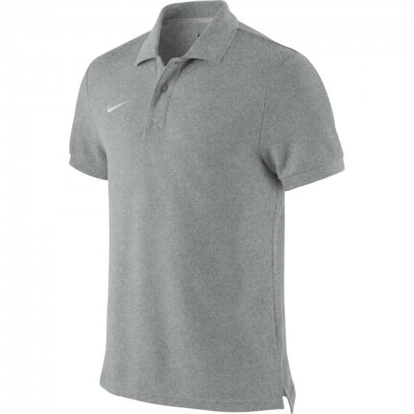 the latest 625f0 d0956 Nike Team Sports TS Core Herren Polo Shirt, T-Shirt grau 454800-050 NEU
