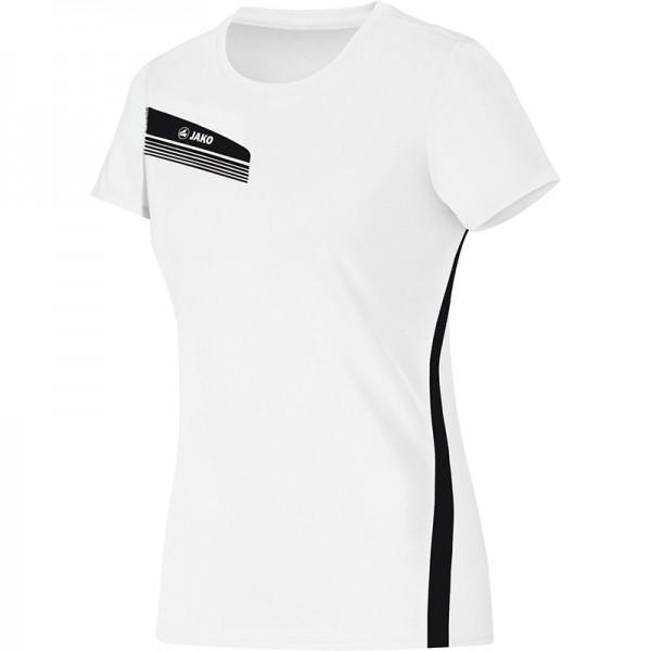 Jako T-Shirt Athletico Damen weiß/schwarz