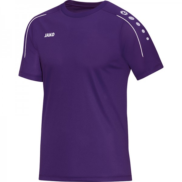 Jako T-Shirt Classico Herren lila
