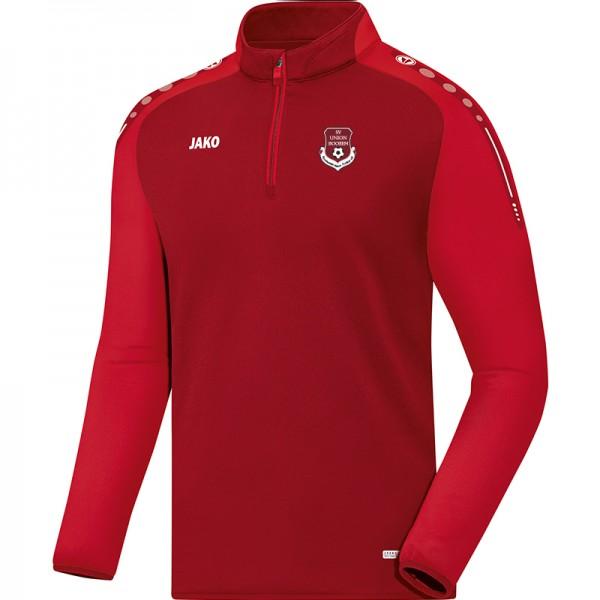 SV Union Booßen - Jako Ziptop Champ Herren dunkelrot/rot 8617-01