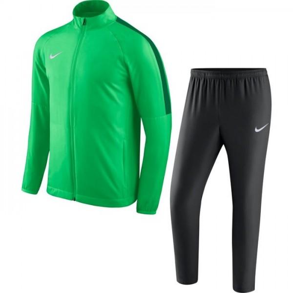 Nike Academy 18 Woven Track Suit Herren Trainingsanzug grün 893709-361