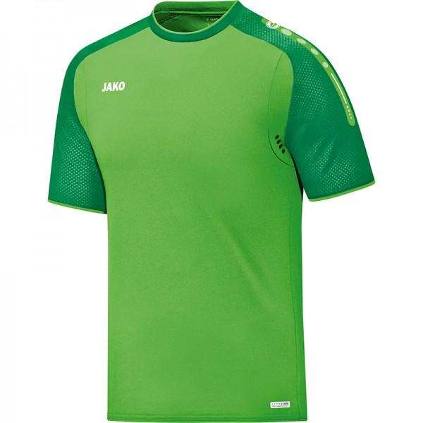 Jako T-Shirt Champ Herren soft green/sportgrün 6117-22