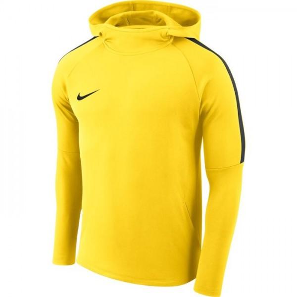 Nike Academy 18 Hoody Herren Kapuzenpullover gelb AH9608-719