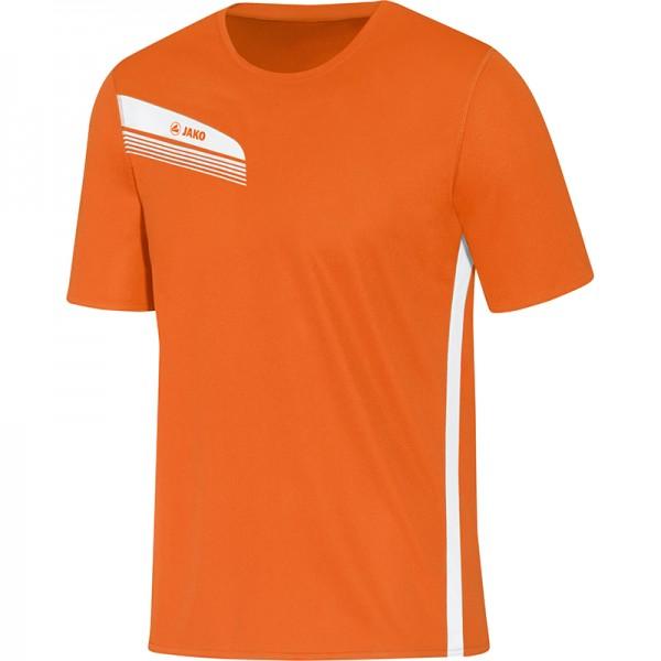 Jako T-Shirt Athletico Herren orange/weiß 6125-19