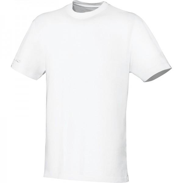 Jako T-Shirt Team Herren weiß 6133-00