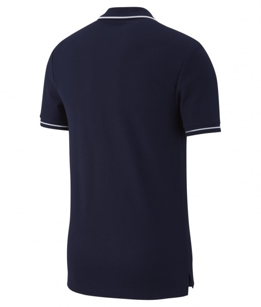 c011de31c8a43 Nike Club19 Poloshirt Herren dunkelblau Shirt kurzarm Polohemd Hemd AJ1502- 451