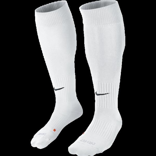 Nike Classic II Cushion Herren Stutzenstrumpf weiß SX5728-100