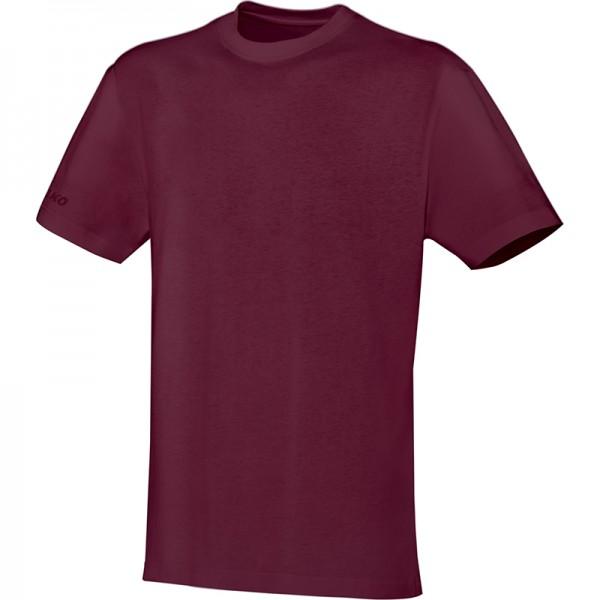 Jako T-Shirt Team Herren bordeaux 6133-14