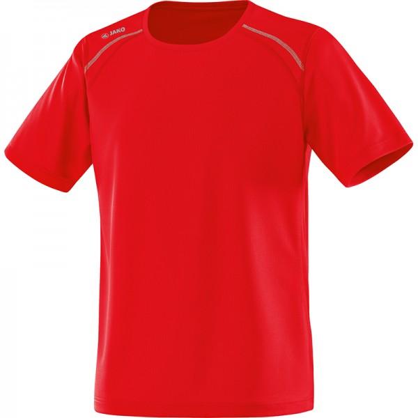 Jako T-Shirt Run Herren rot 6115-01