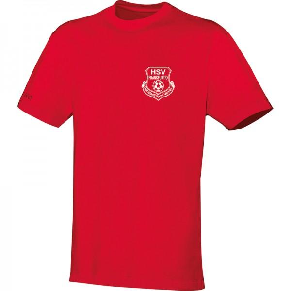 HSV Frankfurt (Oder) - Jako T-Shirt Team Kinder rot 6133-01