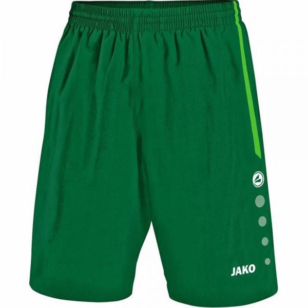 Jako Sporthose Turin ohne Innenslip Herren grün/sportgrün