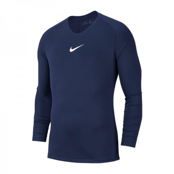 Nike Dri-FIT Park First Layer Herren Funktionsshirt dunkelblau AV2609-410
