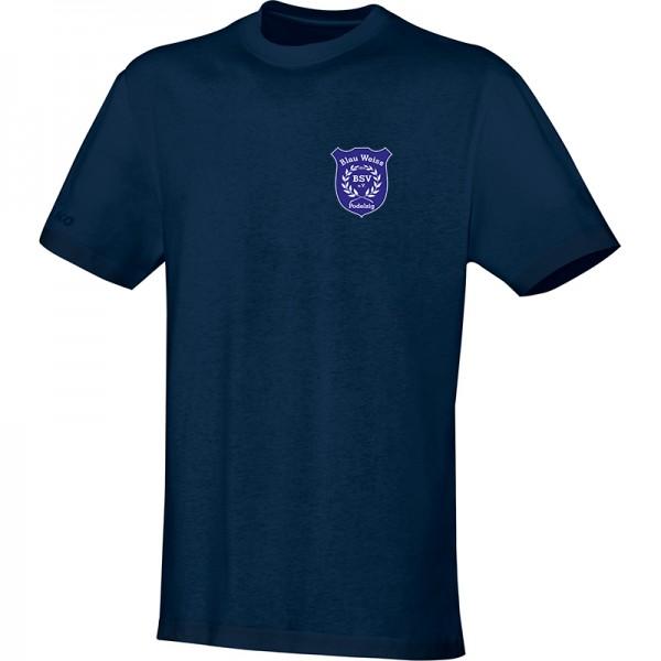 BSV Blau Weiss Podelzig - Jako T-Shirt Team Herren marine 6133-09