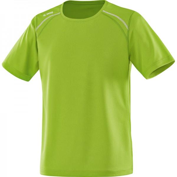 Jako T-Shirt Run Herren hellgrün 6115-22