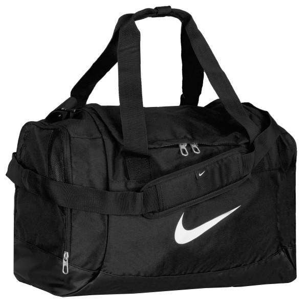 fa4ca7ce3d6b9 Nike Club Team Swoosh Duffel S Sporttasche Fußballtasche Rucksack schwarz  BA5194-010