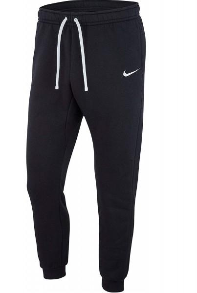 59ce9e77b76bc5 Nike Club 19 CFD Fleece Trainingshose Herren schwarz   weiß AJ1468 ...