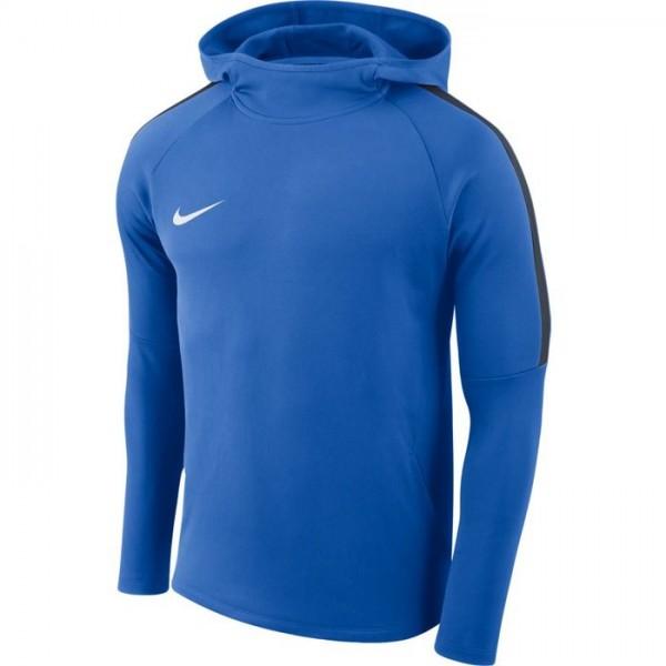 Nike Academy 18 Hoody Herren Kapuzenpullover hellblau AH9608-463