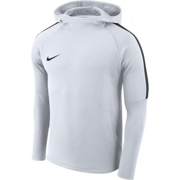 Turnschuhe für billige ganz nett geeignet für Männer/Frauen Details zu Nike Academy 18 Hoody Herren Hoodie Sweatshirt Kapuzenpullover  weiß AH9608-100