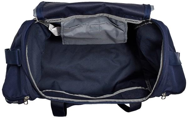 nike club team duffel fu balltasche gr e m 53 liter sporttasche ba5193 410 blau ebay. Black Bedroom Furniture Sets. Home Design Ideas