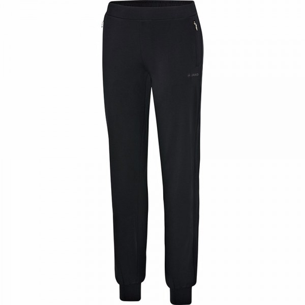 Jako Trainingspants Casual Damen schwarz