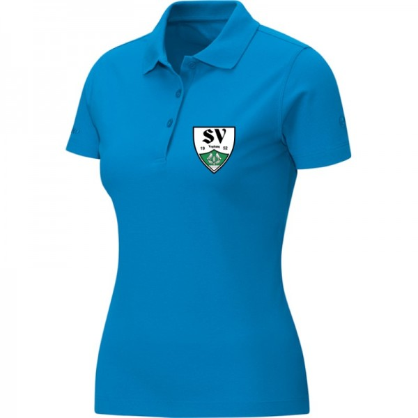 SV Vogelsang - Jako Polo Classic Damen JAKO blau 6335-89