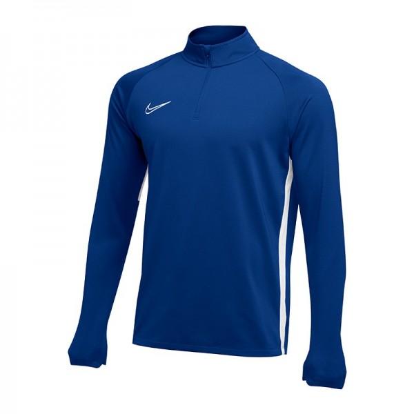 Nike Academy 19 Drill Top Herren Trainingstop hellblau/weiß AJ9094-463